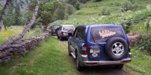 Excursión 4x4 Andorra